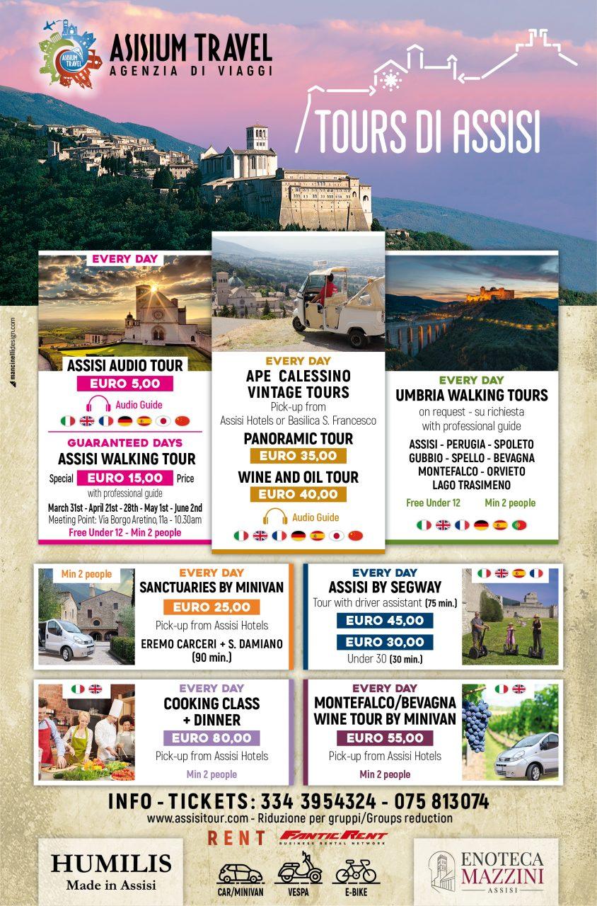 Tours Assisi
