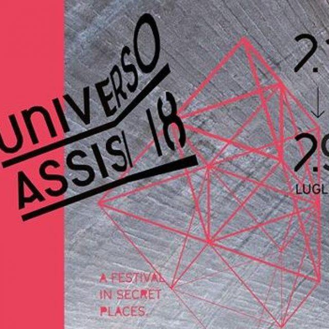 Torna a luglio Universo Assisi edizione 2018